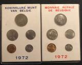 Cumpara ieftin Belgia 25 50 centi 1 5 10 franci 1972 ambele variante FR NL, Europa