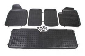 Set covorase cauciuc stil tavita Seat Alhambra 1995 - 2010, 7 locuri Rezaw