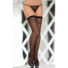 Stockings 8033 - black S/L
