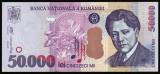 Romania, 50000 LEI 2000_aUNC_serie 004D0409330