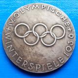 1936 Jocurile Olimpice de iarnă din 1936 Garmisch-Partenkirchen 37 mm