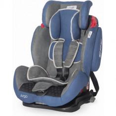 Scaun Auto cu Isofix Argo 9-36 kg Albastru, Coccolle