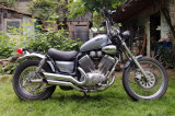 Motocicleta Yamaha Virago 531