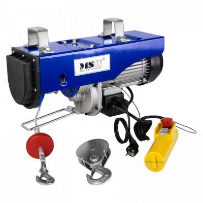 Macara electrica (electropalan) 990 kg, 1600W PROLIFTOR 1000 MSW foto