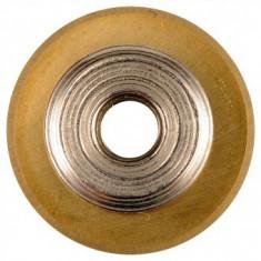 Cutit rola pentru aparate de taiere a placilor ceramice, 22x11x2 mm, Yato YT-3714
