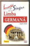 Invata singur limba germana-Sigrid B.Martin
