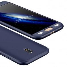 Husa 360 Full Body Fata Spate Samsung Galaxy J5 2017 J530 blue