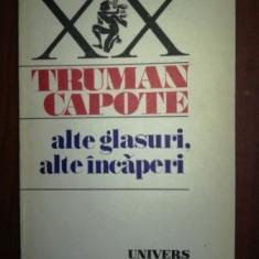 Alte glasuri, alte incaperi- Truman Capote