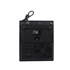 Plita inductie, 2000W, 4 functii, panou control touch LCD, portabila, Esperanza, negru