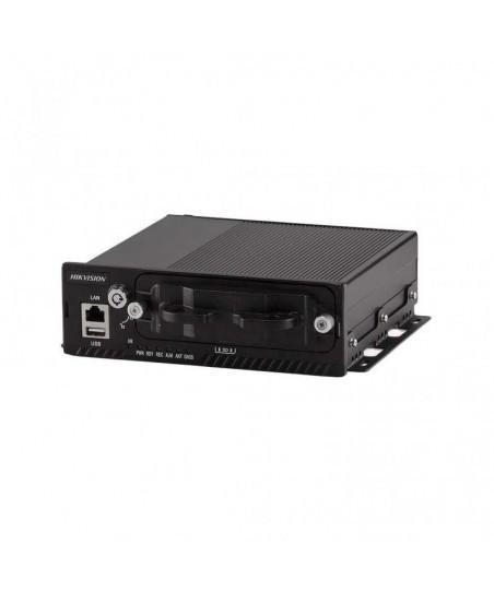 Hikvision ds-m5504hmi/gw/wi dvr 4-ch a/v input ch1~ch4: 25/30fps@wd1 1x 2.5-inch