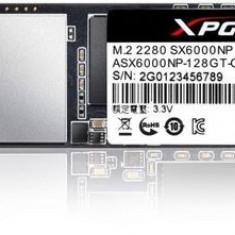 SSD A-DATA XPG SX6000, 128GB, M.2 PCIe