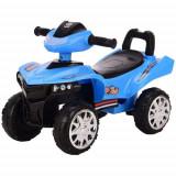 Masinuta ATV Electrica 6V Albastru