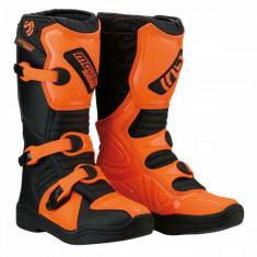Cizme Cross/ATV copii Moose Racing M1.3 culoare negru/portocaliu marime 33 Cod Produs: MX_NEW 34110438PE