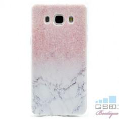 Husa Samsung Galaxy J5 J510 2016 TPU Marble Pattern