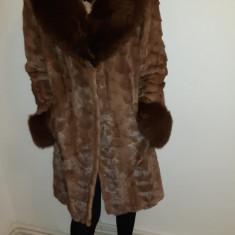 Blana nurca cu vulpe polara