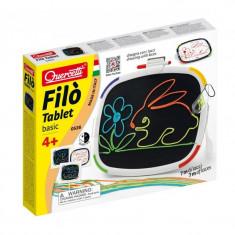 Tableta Filo Basic Quercetti, 30 piese, 3 ani+