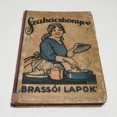 BIRI NENI CARTE veche de BUCATE in limba maghiara editata in anul 1923 in Brasov