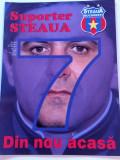 "Revista fotbal - ""Suporter STEAUA"" (Nr.13/2005)- poster Steaua Bucuresti"