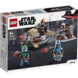 Lego Star Wars - pachet de lupte mandalorian 75267