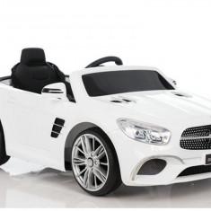 Masinuta electrica Mercedes-Benz SL400, alb