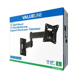 Suport TV Valueline, diagonala 10-26 inch