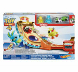 Toy Story 4 - Set Hot Wheels Carnavalul