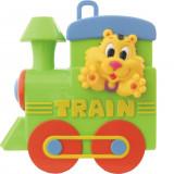 Cumpara ieftin Cutie muzicala BabyMix Locomotiva