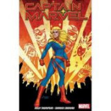 Captain Marvel Vol. 1: Re-entry - Kelly Thompson