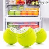 Cumpara ieftin Ecobile pentru frigider ( Pachet de 3 buc)