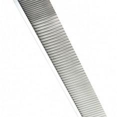 Pieptene metal cu dinti medii / largi - M / L (25 x 3.6 cm) - 5433