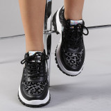 Cumpara ieftin Pantofi sport dama Sanziana negri, 39