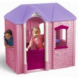 Casuta Pink Cambridge - Little Tikes