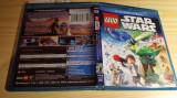 [Bluray] Lego Star Wars - The Padawan Menace - blu-ray + dvd, BLU RAY, Altele