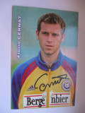 Carte postala fotbal - Florin Cernat