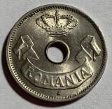 5 Bani 1906 J Romania, a UNC, Luciu de batere