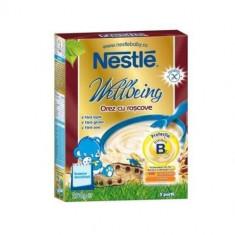 Cereale copii NESTLE orez cu roscove 250g