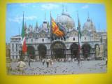 HOPCT 50301  PIATA SAN MARCO VENEZIA/VENETIA   ITALIA -STAMPILOGRAFIE-CIRCULATA