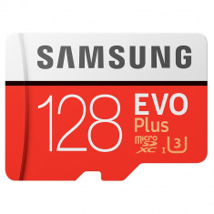 Card Memorie SDXC Evo Plus 128GB Clasa 10