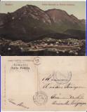 Salutari din Romania - Busteni - Muntele Caraiman, Circulata, Printata