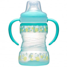 Cana de baut Soft Trainer, 6 luni +, 260 ml Nip 35101 Children SafetyCare