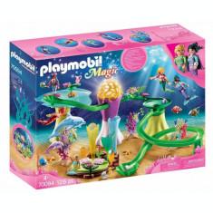 Playmobil Magic - Golful sirenelor si cupola luminata