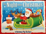 Carte povesti in lb engleza' the Night before Christmas'/***