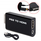 Adaptor convertor PS1, PS2 la HDMI - 60438