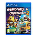 Set Jocuri Overcooked & Overcooked 2 Ps4