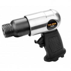 Ciocan cu aer comprimat Tolsen, 41 mm, 6.2 bar, 140 l/min, racord 3/8, 4500 bpm, 4 dalti incluse