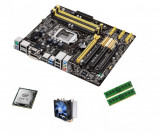 KIT Placa de baza [SHD] Asus Q87M-E / Intel Core i5-4570S / 8GB DDR3 1600Mhz