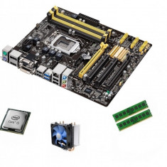 KIT Placa de baza [SHD] Asus Q87M-E / Intel Core i5-4570S / 8GB DDR3 1600Mhz