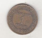 bnk mnd Franta 1 franc 1924 - 4 deschis