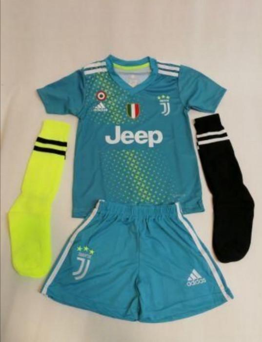 Echipamente fotbal copii Juventus Ronaldo