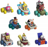 Set 8 x Funko Racers, FNAF - Setul complet - 6 cm !!